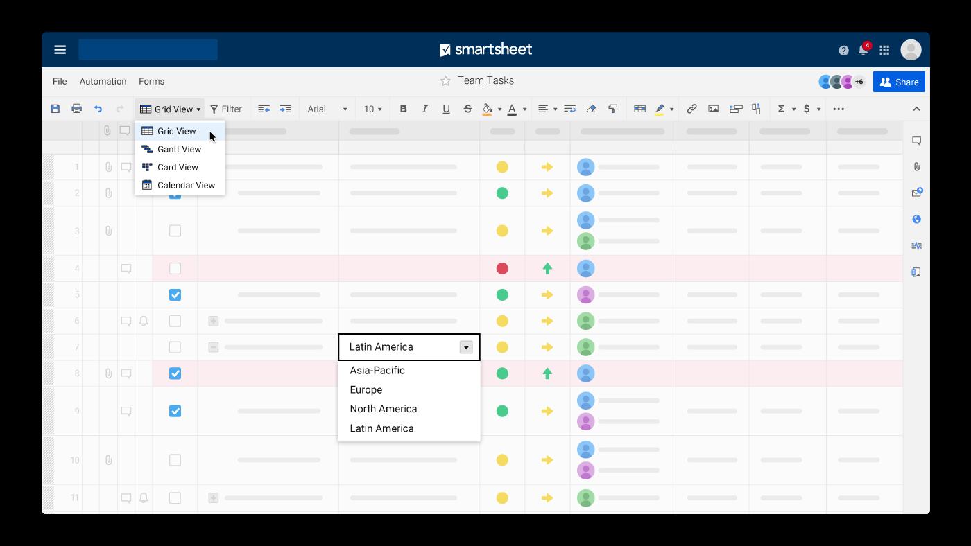 smartsheet-grid-view